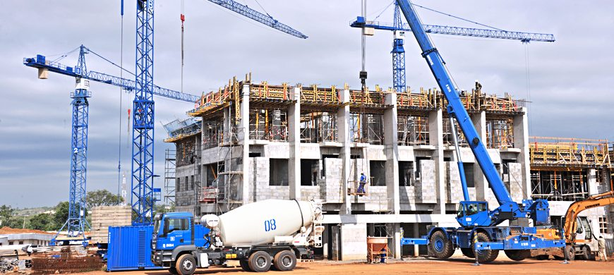 Power & Energy Building Construction Services in Pakistan